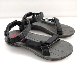 Teva Pretty Rugged Nylon 3 Shocpad Sandals